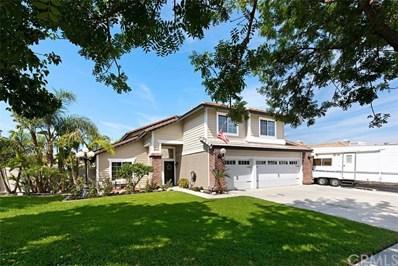 2736 Toumey Lane, Corona, CA 92881 - MLS#: OC18234206