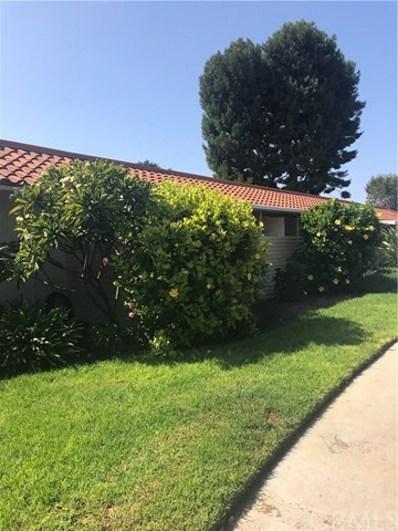3169 Via Vista UNIT Q, Laguna Woods, CA 92637 - MLS#: OC18234501