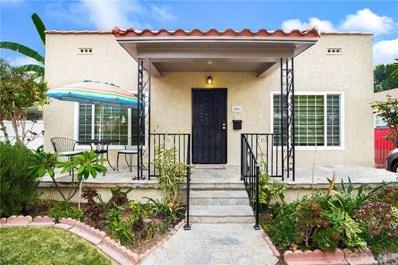 805 Hickory Street, Santa Ana, CA 92701 - MLS#: OC18234865