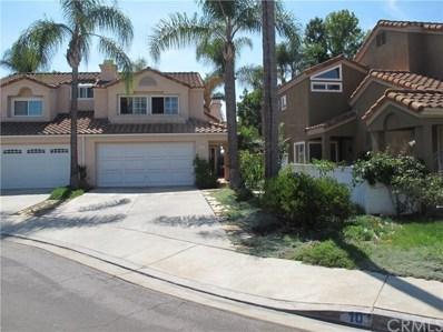 10 Stream Street, Laguna Niguel, CA 92677 - MLS#: OC18235732