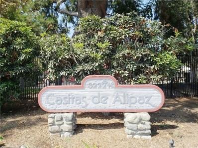 32221 Alipaz Street UNIT 111, San Juan Capistrano, CA 92675 - MLS#: OC18235896
