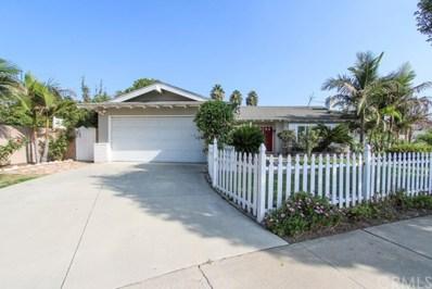 16214 San Jacinto Circle, Fountain Valley, CA 92708 - MLS#: OC18236447
