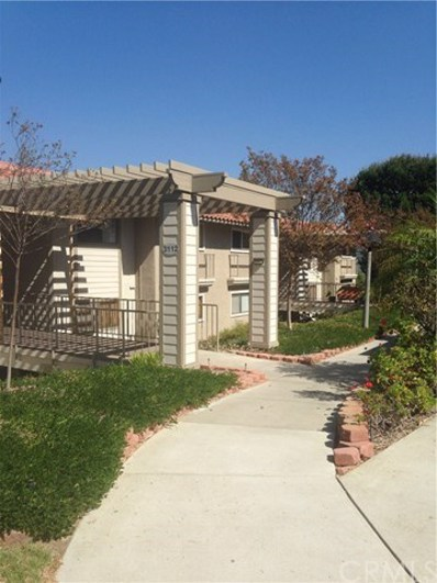 3112 Via Serena UNIT N, Laguna Woods, CA 92637 - MLS#: OC18236826