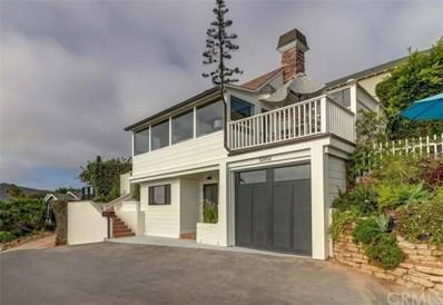 32052 Virginia Way, Laguna Beach, CA 92651 - MLS#: OC18236912