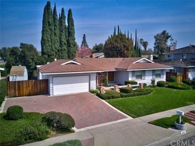 1855 El Paso Lane, Fullerton, CA 92833 - MLS#: OC18236925