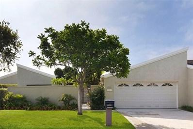 22822 Mantanza Drive, Laguna Niguel, CA 92677 - MLS#: OC18238261