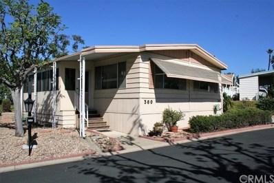 24001 Muirlands Boulevard UNIT 360, Lake Forest, CA 92630 - MLS#: OC18238508
