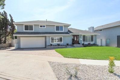 18752 Avolinda Drive, Yorba Linda, CA 92886 - MLS#: OC18239082