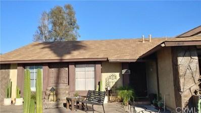 14818 Cloverfield Road, Moreno Valley, CA 92553 - MLS#: OC18239284