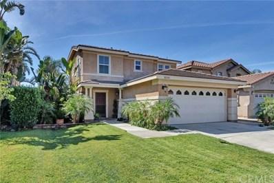 16243 Yorba Linda Lane, Fontana, CA 92336 - MLS#: OC18239721
