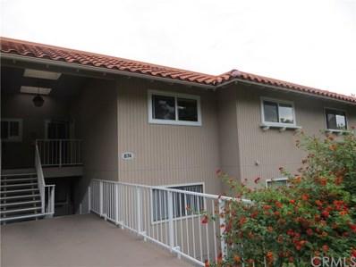 874 AVENIDA SEVILLA UNIT O, Laguna Woods, CA 92637 - MLS#: OC18241421