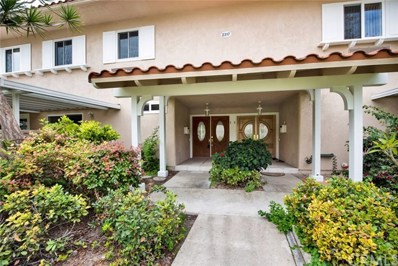 2317 Via Puerta UNIT C, Laguna Woods, CA 92637 - MLS#: OC18241803