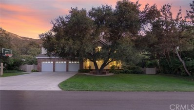 28312 Shadowland Circle, Modjeska Canyon, CA 92676 - MLS#: OC18242208