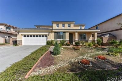 16060 Cascade Drive, Fontana, CA 92336 - MLS#: OC18243500