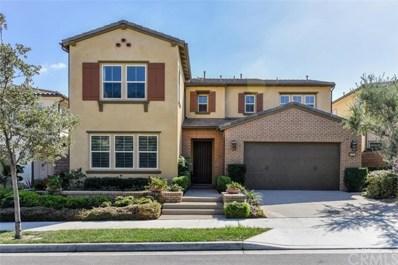 2722 E Temblor Ranch Drive, Brea, CA 92821 - MLS#: OC18244246