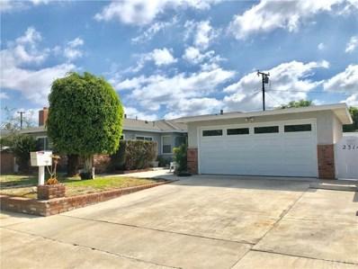 2314 Lori Lane, Santa Ana, CA 92706 - MLS#: OC18245173