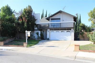 175 S Dommer Avenue, Walnut, CA 91789 - MLS#: OC18246280