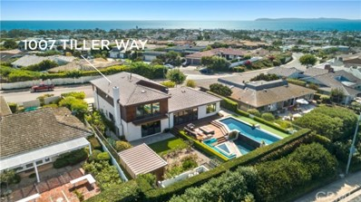 1007 Tiller Way, Corona del Mar, CA 92625 - MLS#: OC18246503