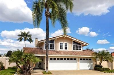 6281 Sierra Siena Road, Irvine, CA 92603 - MLS#: OC18246611