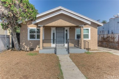 205 W 110th Street, Los Angeles, CA 90061 - MLS#: OC18246665