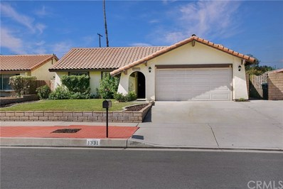 1331 Kingswood Drive, Redlands, CA 92374 - MLS#: OC18246942