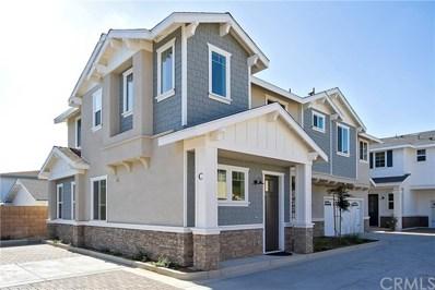 353 18th E UNIT C, Costa Mesa, CA 92627 - MLS#: OC18247699