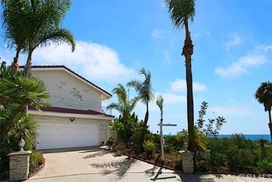 1810 Arriba Linda, San Clemente, CA 92672 - MLS#: OC18248539