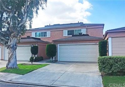 1112 N Dresden Street UNIT 7, Anaheim, CA 92801 - MLS#: OC18248839