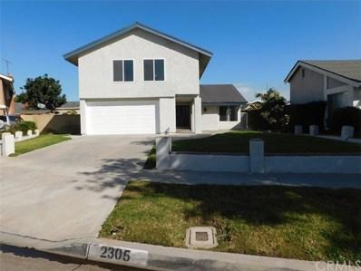 2305 W San Lorenzo Avenue, Santa Ana, CA 92704 - MLS#: OC18248859