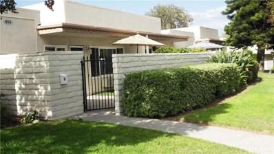 955 Calle Aragon UNIT G, Laguna Woods, CA 92637 - MLS#: OC18249140