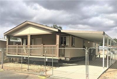 300 N Ellis Street UNIT 75, Lake Elsinore, CA 92530 - MLS#: OC18249694
