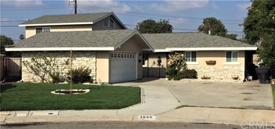 1040 N Wanda Drive, Anaheim, CA 92805 - MLS#: OC18250023