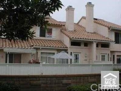 26826 Park Terrace Lane UNIT 136, Mission Viejo, CA 92692 - MLS#: OC18250216