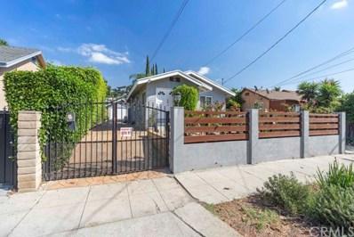 3459 Plata Street, Los Angeles, CA 90026 - MLS#: OC18250700