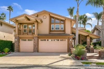 24762 Queens Court, Laguna Niguel, CA 92677 - MLS#: OC18251198