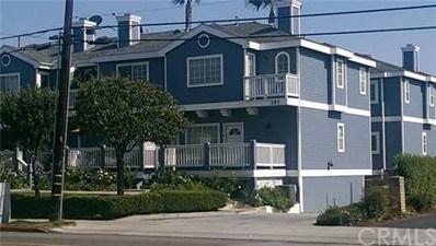 357 W Wilson Street UNIT E, Costa Mesa, CA 92627 - MLS#: OC18251575