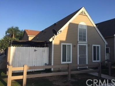 14605 Woodland Drive UNIT 28, Fontana, CA 92337 - MLS#: OC18252061