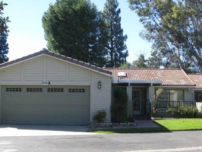 3238 San Amadeo UNIT A, Laguna Woods, CA 92637 - MLS#: OC18252112
