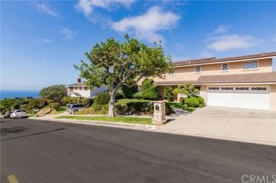 6833 Abbottswood Drive, Rancho Palos Verdes, CA 90275 - MLS#: OC18252948