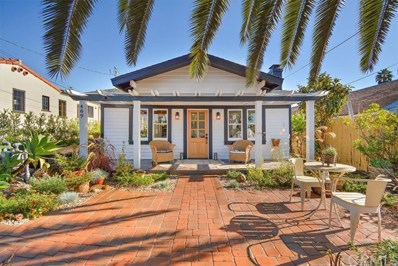 469 Oak Street, Laguna Beach, CA 92651 - MLS#: OC18253070