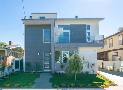 2516 Harriman Lane UNIT A, Redondo Beach, CA 90278 - MLS#: OC18253083