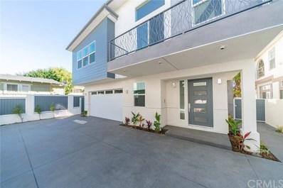 2516 Harriman Lane UNIT B, Redondo Beach, CA 90278 - MLS#: OC18253086