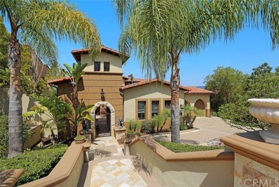 12 Via Rubino, Newport Coast, CA 92657 - MLS#: OC18253347