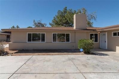 15928 Wyandot Road, Apple Valley, CA 92307 - MLS#: OC18253370