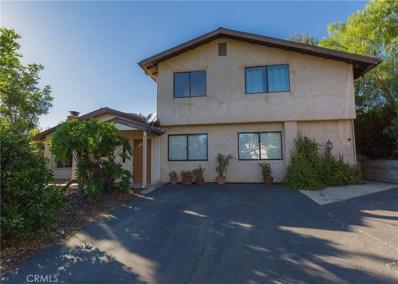 142 Bluebird Park Road, Fallbrook, CA 92028 - MLS#: OC18254138