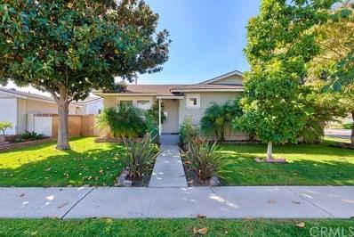 401 S Ramona Street, Anaheim, CA 92804 - MLS#: OC18254636
