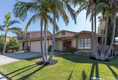 18 Calle Vaqueta, Rancho Santa Margarita, CA 92688 - MLS#: OC18257193