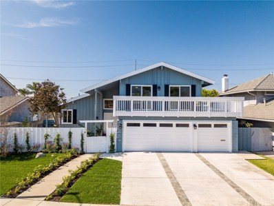 17661 San Roque Lane, Huntington Beach, CA 92647 - MLS#: OC18257399