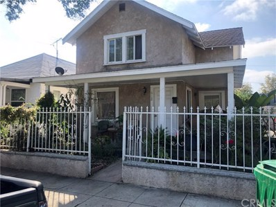 612 E 2nd Street, Santa Ana, CA 92701 - MLS#: OC18257408