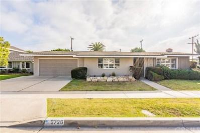 2726 Lorenzo Avenue, Costa Mesa, CA 92626 - MLS#: OC18258418